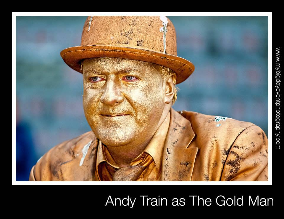 The Gold Man - 111