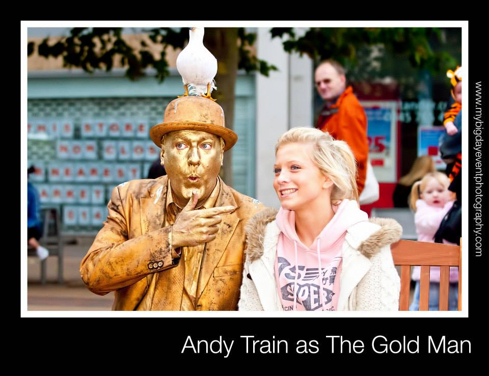 The Gold Man - 112
