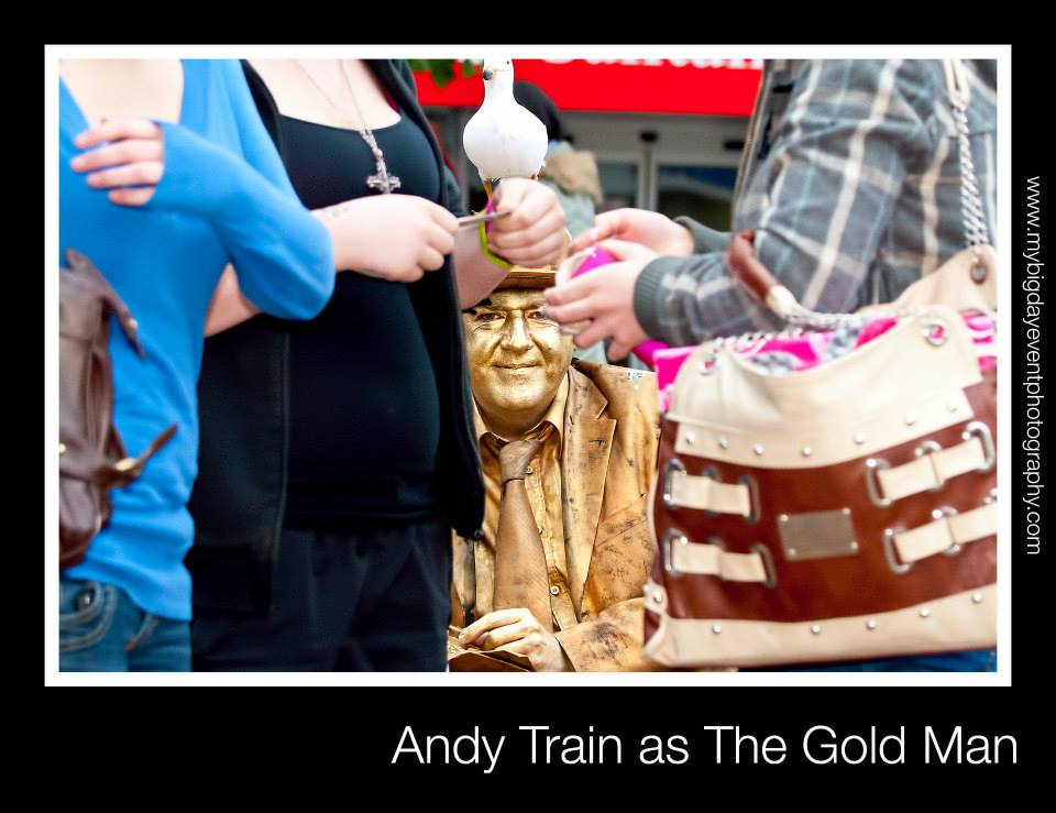 The Gold Man - 120