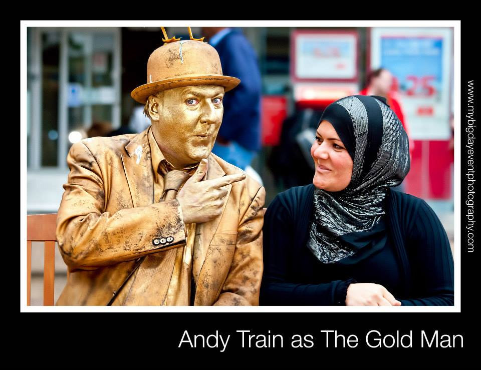 The Gold Man - 121