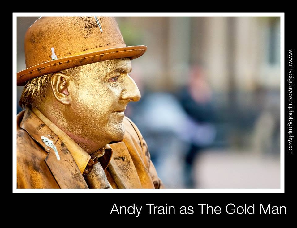 The Gold Man - 124