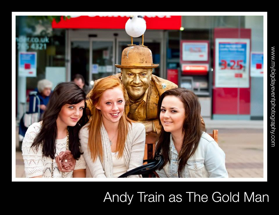 The Gold Man - 125