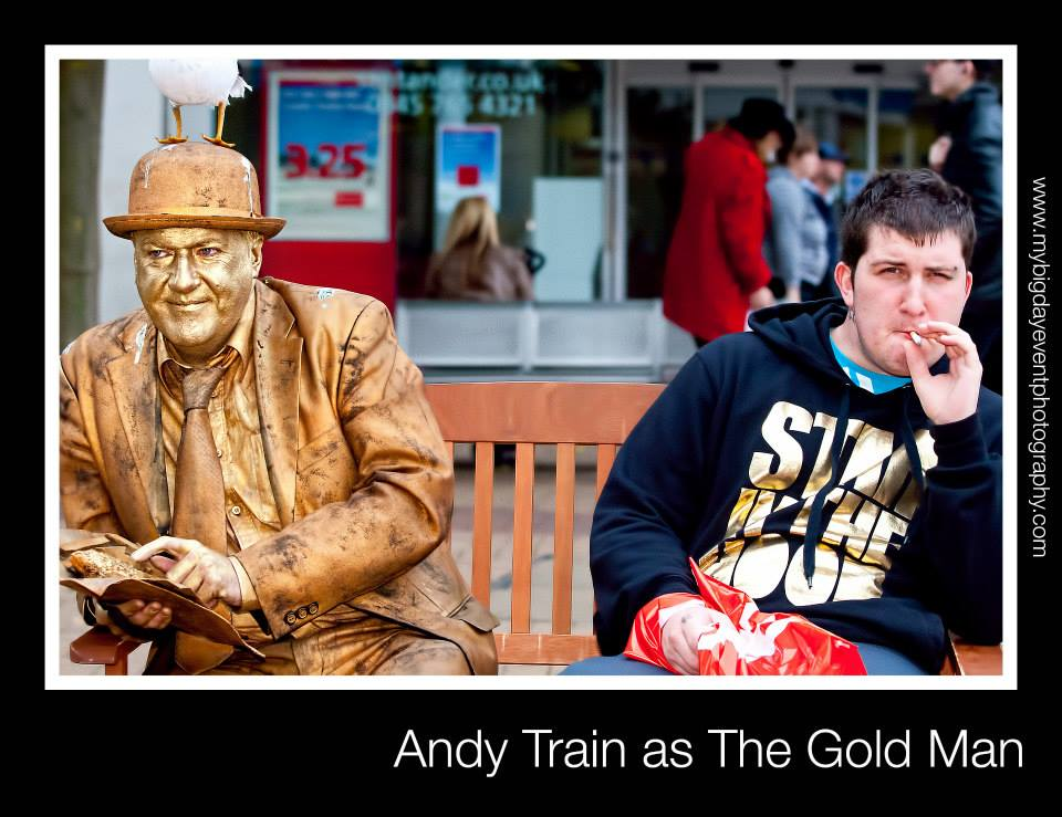 The Gold Man - 130