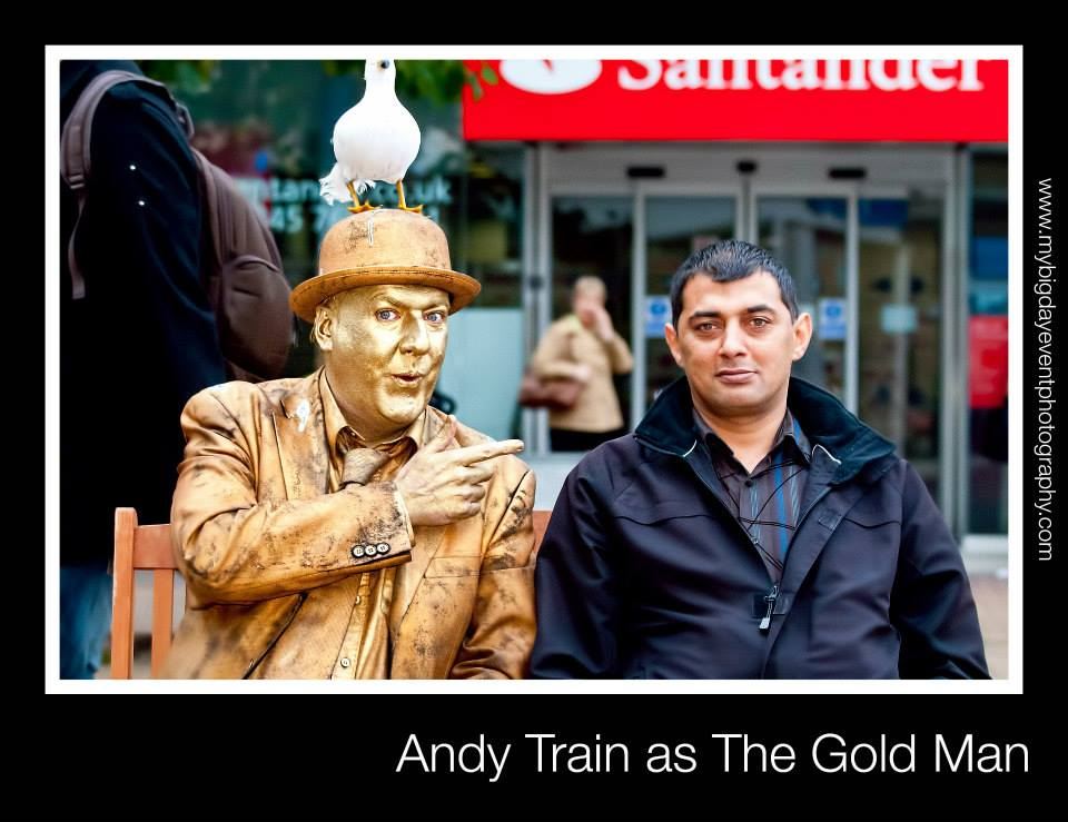 The Gold Man - 132