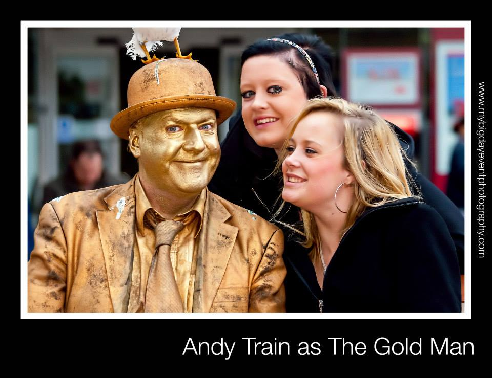 The Gold Man - 137